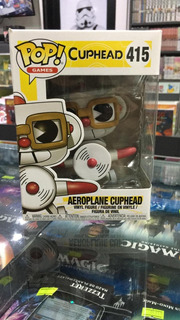 Funko Pop! Aeroplane Cuphead #415