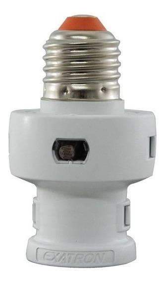 Relé Sensor De Presença Exatron E27 Com Fotosoquete