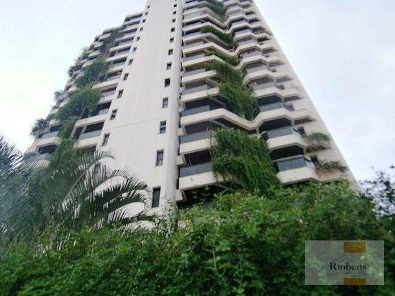 Imóvel Na Área Central - 3 Dormitorios C/sacada 3 Suites - 3 Vagas De Garagem - Ap0934