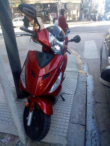 Moto Hero Dash Scooter 60mil