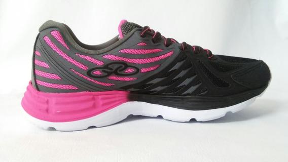 Tênis, Olympikus, Flix 2, Jogging, Preto/pink, 219,