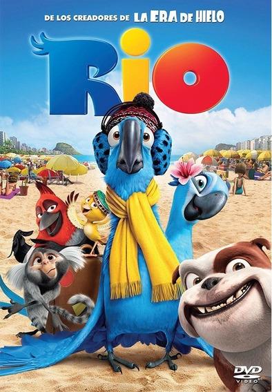 Rio Pelicula Envio Gratis Dvd