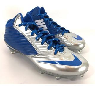 Chuteira De Futebol, Futebol Americano Nike Vpr Speed Prata