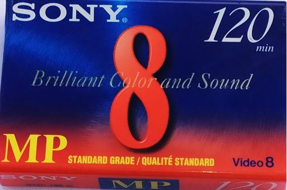 Kt 9 Fita Sony P/filmadora Hi8 Mini Dv Nota Fiscal