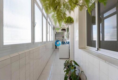 Apartamento Com 3 Dormitórios À Venda, 145 M² Por R$ 600.000,00 - Cambuci - São Paulo/sp - Ap11139