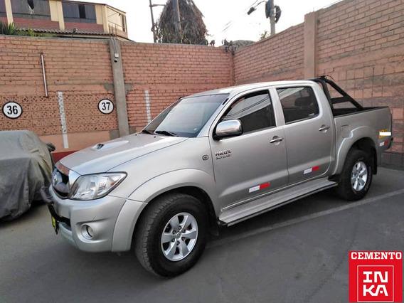 Toyota Hilux Srv 4×4 Año 2011 Precio $ 9,200.00