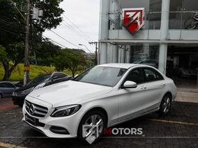 Mercedes-benz C-180 Exclusive 1.6 2015