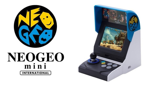 Neo Geo Mini Classic Edition