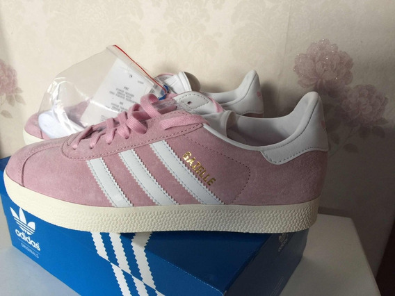 Tenis adidas Gazelle W Rosa Pink Originals