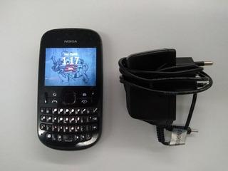 Nokia Asha 201 Desbloqueado 2mp Mp3 Rádio Fm