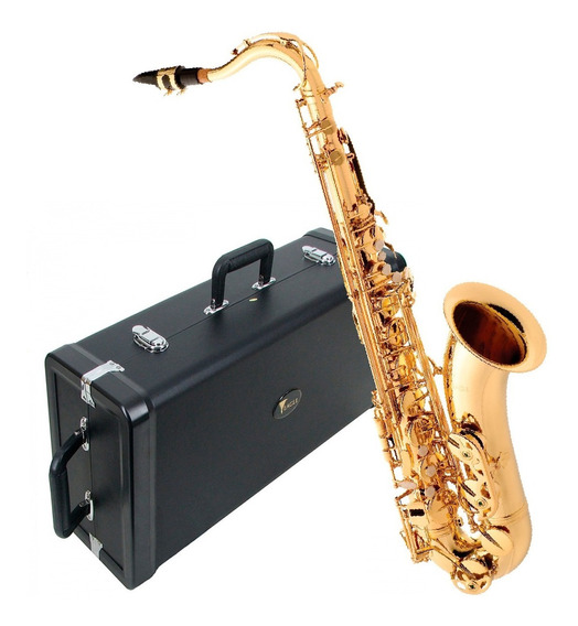 Saxofone Tenor Sib Eagle St503 Profissional Promoção!
