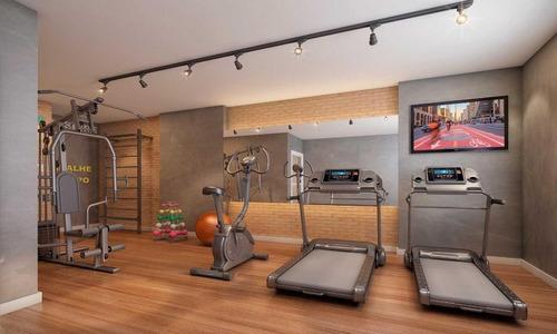 Apartamento À Venda, 49 M² Por R$ 409.000,00 - Tatuapé - São Paulo/sp - 13928