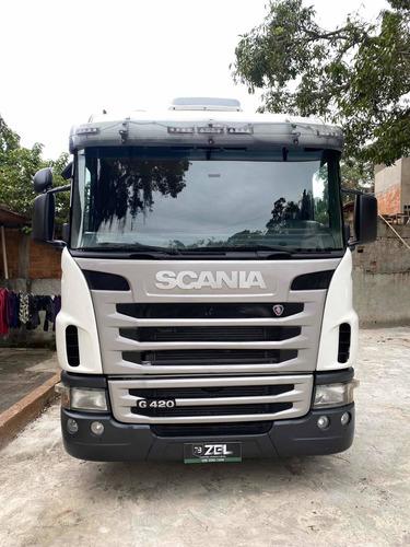 Imagem 1 de 10 de Scania G420