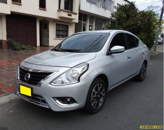 Nissan Versa Advance At 1600cc Año 2020