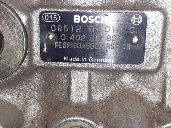 Bomba De Inyeccion 8 Cilindros Bosch