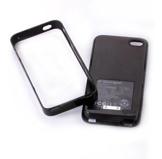 Carcasa De Bateria Kensington Powerguard Para iPhone 4 Negra