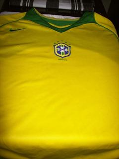 Camisa Nike Seleção Brasileira - Vinicius - Nike - Usada