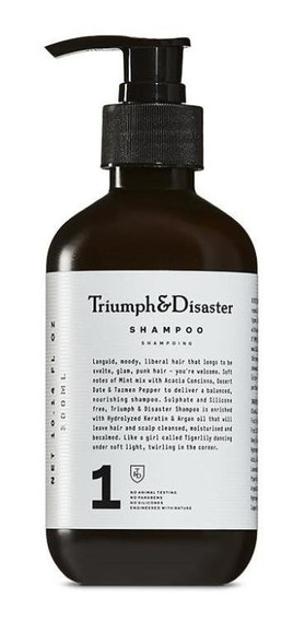Shampoo - Triumph And Disaster
