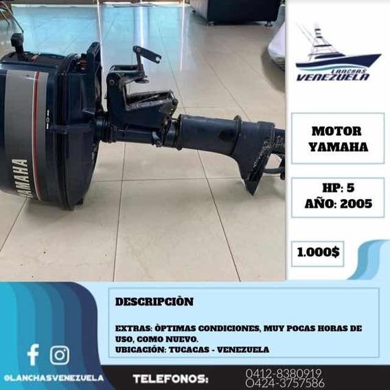 Motor Yamaha 5hp Lv279