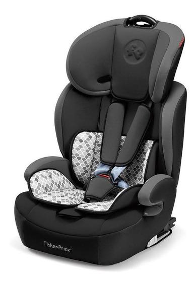 Cadeira Para Auto Safemax Fix Cinza - Fisher Price