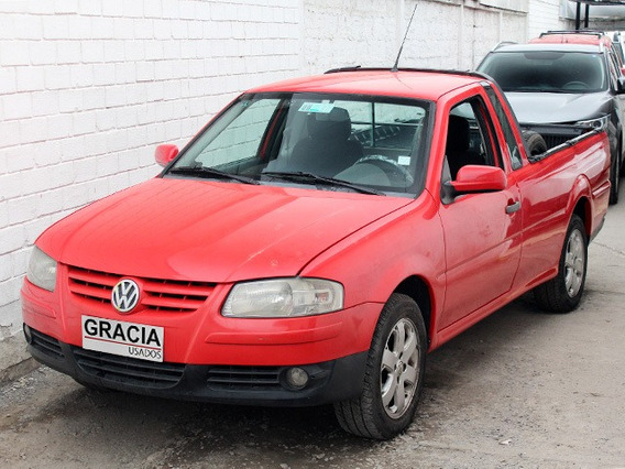 Volkswagen Saveiro 1.8 Mt 2007