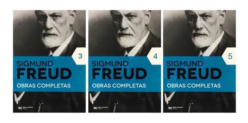 Interpretación De Los Sueños - Sigmund Freud - 3 Tomos