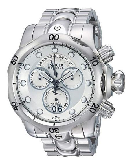 Reloj Invicta 1537 Cronógrafo Reserve Venom Para Hombre