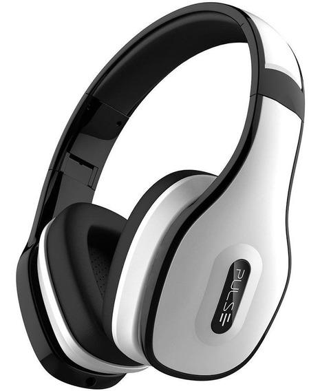 Headphone Pulse Bluetooth Ph152 Branco Com Nfe E Garantia