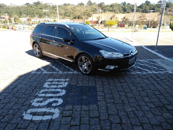 Citroën C5 Tourer 2.0 Exclusive Aut. 5p 2010