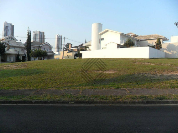 Terreno Residencial À Venda, 325 M² - Condomínio Sunset Village - Sorocaba/sp - Te5362