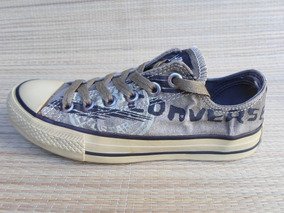 Antigo Tenis All Star Converse Original Old School Br 35