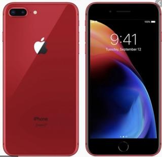 iPhone 8 Plus 64gb Vermelho Edição Limitada