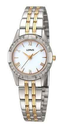 Reloj Lorus Rrs95tx9 Para Caballero Ext De Acero