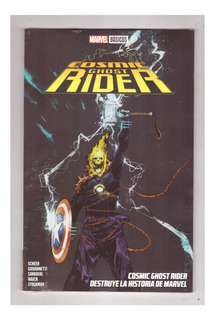 Cosmic Ghost Rider - Vol 1 - Marvel Basicos - Televisa