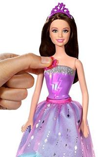 Barbie En Princess Power Corinne Muñeca