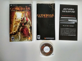 Psp - God Of War Chain Of Olympus, Original, Americano