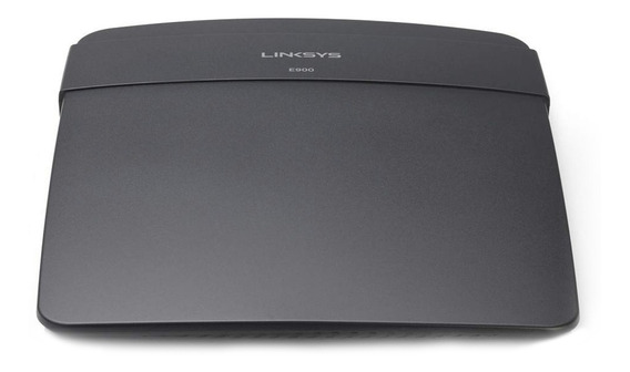 Router Linksys E900 negro 1 unidad