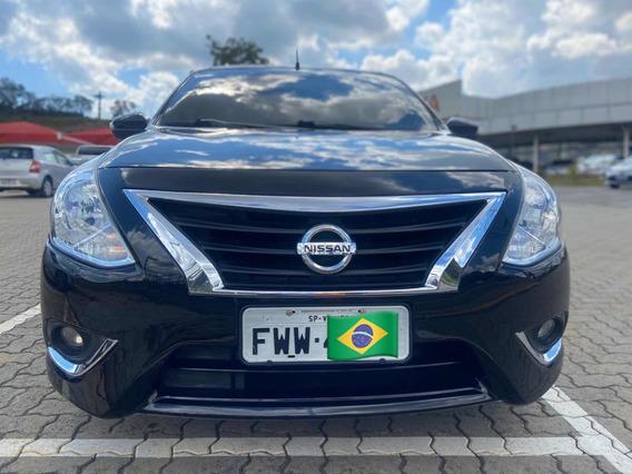 Nissan Versa 1.6 16v Sl Unique Aut. 4p 2018