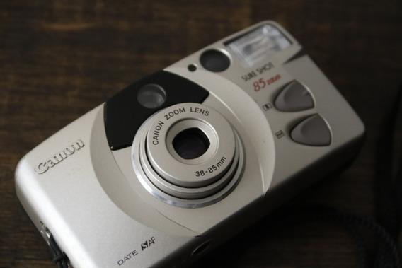 Canon Sure Shot 85 Date - Câmera Analógica