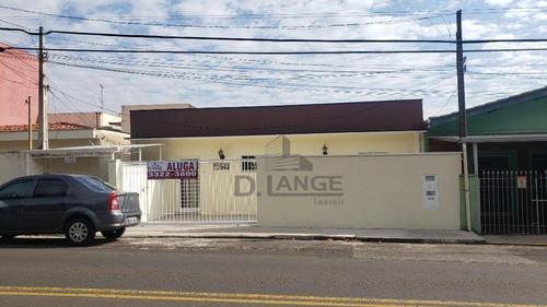 Casa Para Alugar, 160 M² Por R$ 2.800,00/mês - Barão Geraldo - Campinas/sp - Ca14486