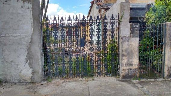Terreno À Venda, Jardim Imperador, Suzano. - Te0025