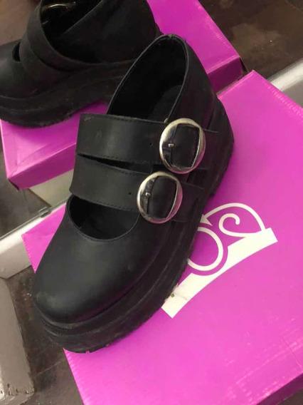 Zapatos Negros De Sofia De Grecia