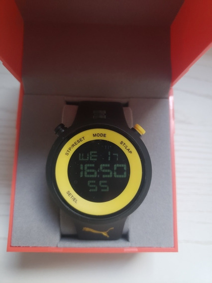 Relógio Puma Modelo Digital