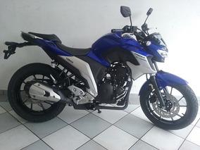 Yamaha Fazer 250 Fz 25 Abs 2019 0km