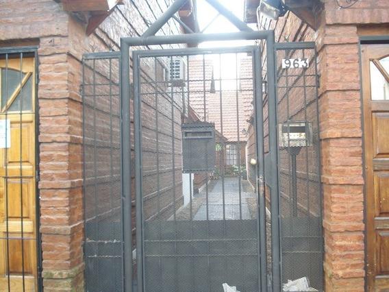 Alquiler- Duplex 2 1/2 Amb. Interno C/patio Y Parrilla