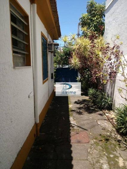 Casa Com 2 Dormitórios À Venda, 120 M² Por R$ 600.000,00 - Piratininga - Niterói/rj - Ca0621