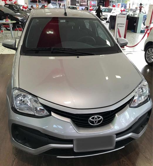 Toyota Etios 1.5 16v Xs Aut. 4p 2018