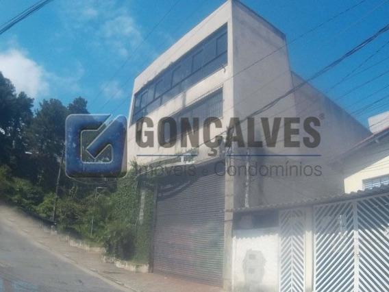 Venda Galpao Sao Bernardo Do Campo Demarchi Ref: 68309 - 1033-1-68309