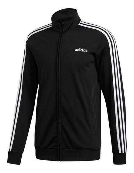 Jaqueta adidas Masculina 3ss Nylon Dq3070 Gola Alta Preto