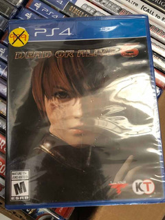 Dead Or Alive 6 Ps4 Nuevo Sellado Playstation